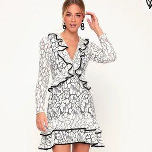 Keepsake Encore lace dress